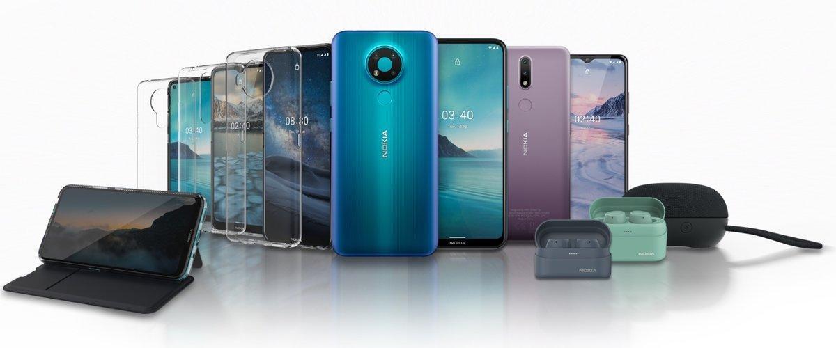 Nokia 'smartphones', la intel·ligència finlandesa
