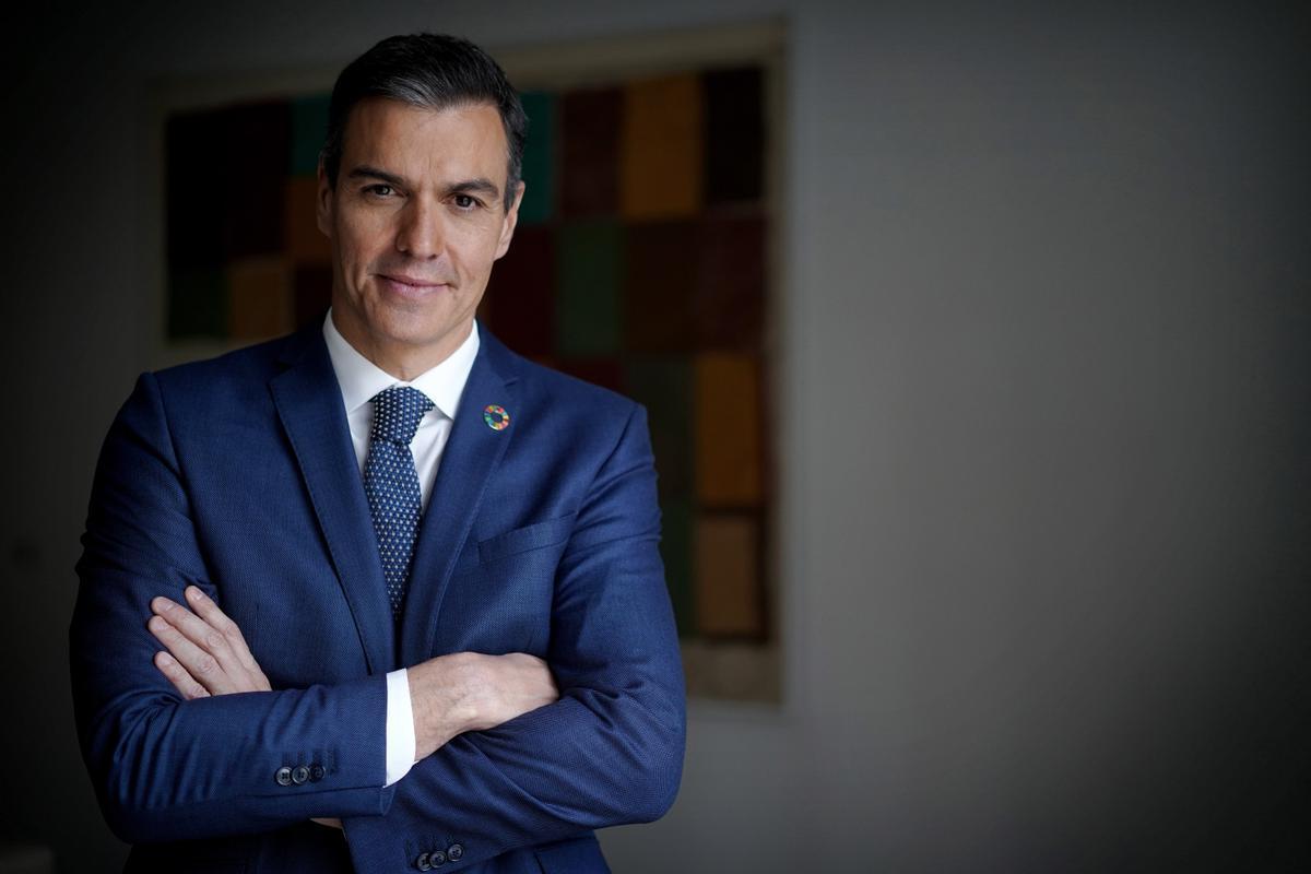 El presidente del Gobierno, Pedro Sánchez | JOSÉ LUIS ROCA