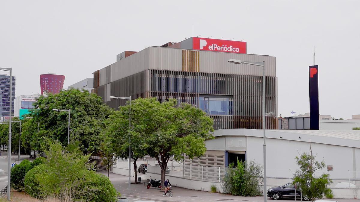 La nueva sede de EPI en Catalunya: 6500 m2 para proyectar el futuro de Prensa Ibérica.