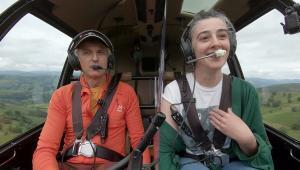 Imagen del primer programa de la sexta temporada de 'Volando voy'.