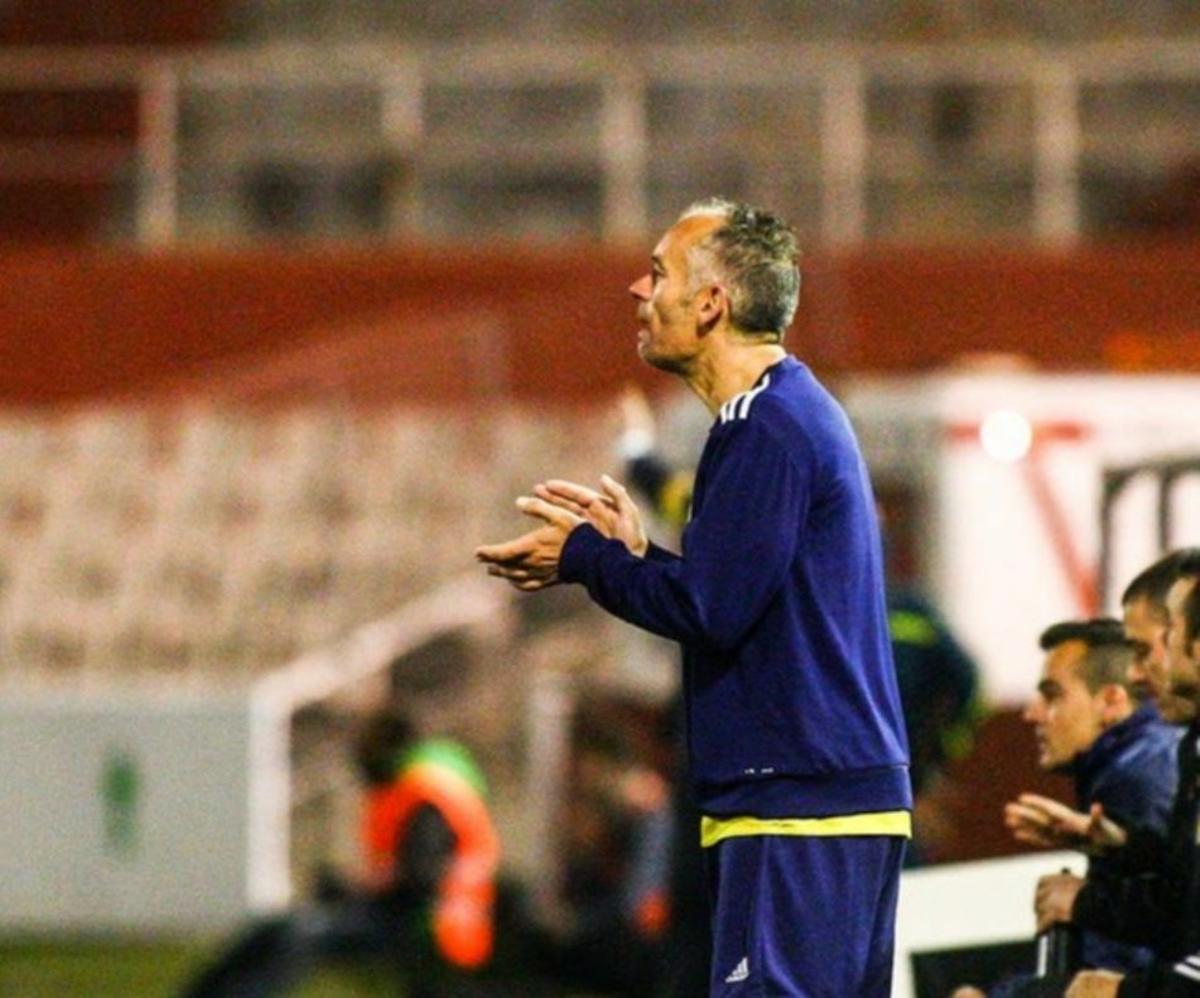 Jorge Sánchez, nuevo entrenador del Gavà