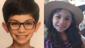Buscan en Tenerife a dos hermanos secuestrados en Alemania: Kristian y Amantia.
