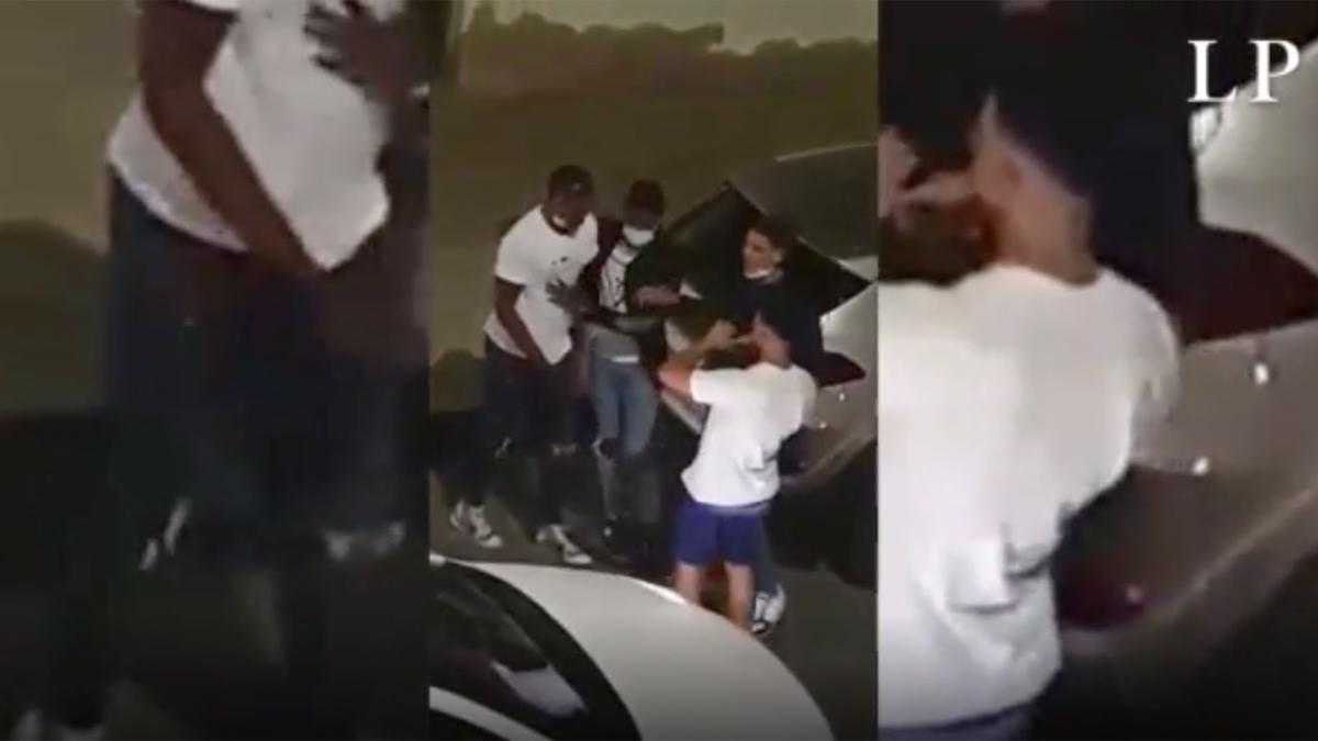 Siete futbolistas detenidos por propinar palizas en Puerto del Rosario (Fuerteventura)