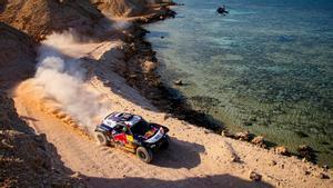 Sainz s'acomiada del Dakar per problemes tècnics