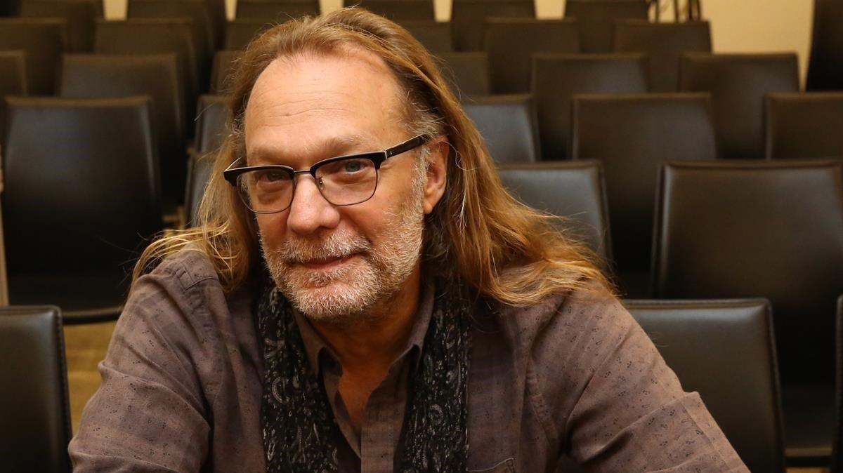 Greg Nicotero, en Sitges.