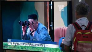 Corea del Norte realiza un nuevo lanzamiento de proyectiles, según Seúl.