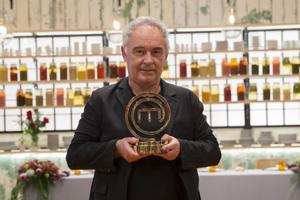 Ferran Adrià, en 'Masterchef'.