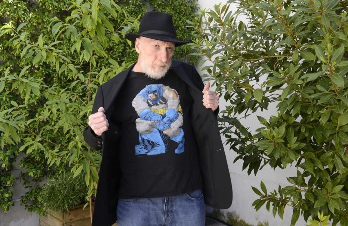 Frank Miller, estrella del Salón del Cómic 2016, presenta la secuela de 'Batman. El regreso del Caballero Oscuro'.
