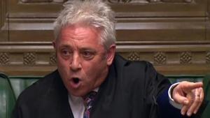El veterà conservador John Bercow es passa als laboristes i acusa el partit de Boris Johnson de «reaccionari» i «populista»