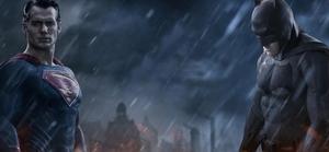 Imagen promocional de 'Batman v Superman: El amanecer de la justicia'