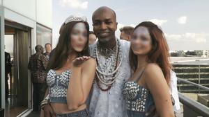 Randy Koussou Alam-Sogan: 10 cosas que has de saber del príncipe africano de las fiestas ilegales en Madrid
