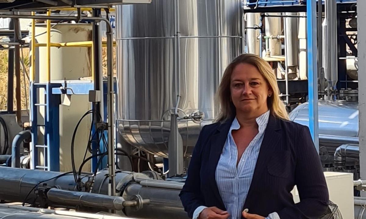 Marisa Hernández, CEO de Ingelia.