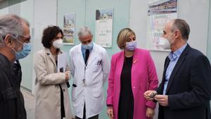 Salut, Ayuntamiento y Fundació Sanitària Mollet ultiman las actuaciones para iniciar las obras de ampliacióndel hospital de Mollet.