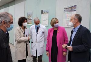 Salut anuncia l'ampliació del servei d'urgències de l'Hospital de Mollet