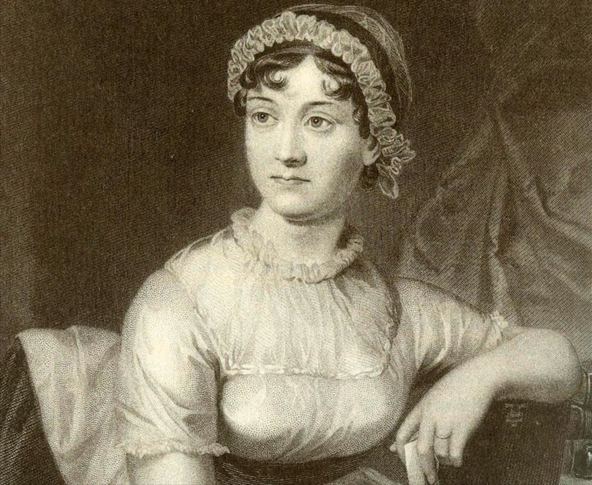 Jane Austen, pop