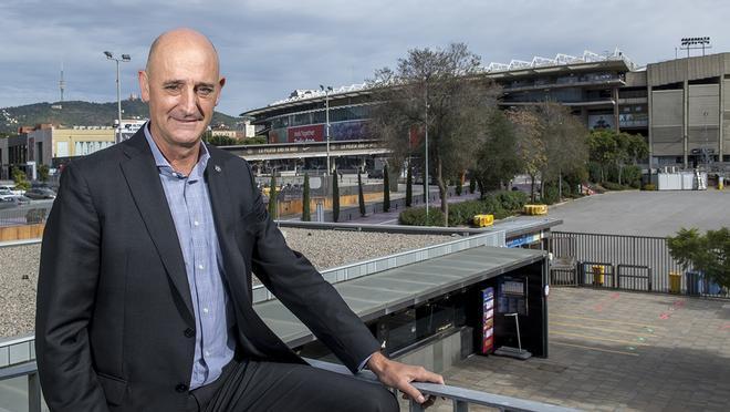 Jordi Moix, vicepresidente económico del Barça, detalla la financiación del Espai Barça