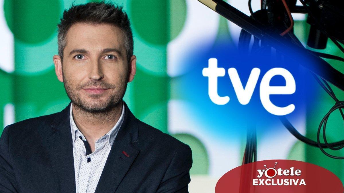 Frank Blanco, presentador de 'Typical Spanish', el nuevo formato de TVE.