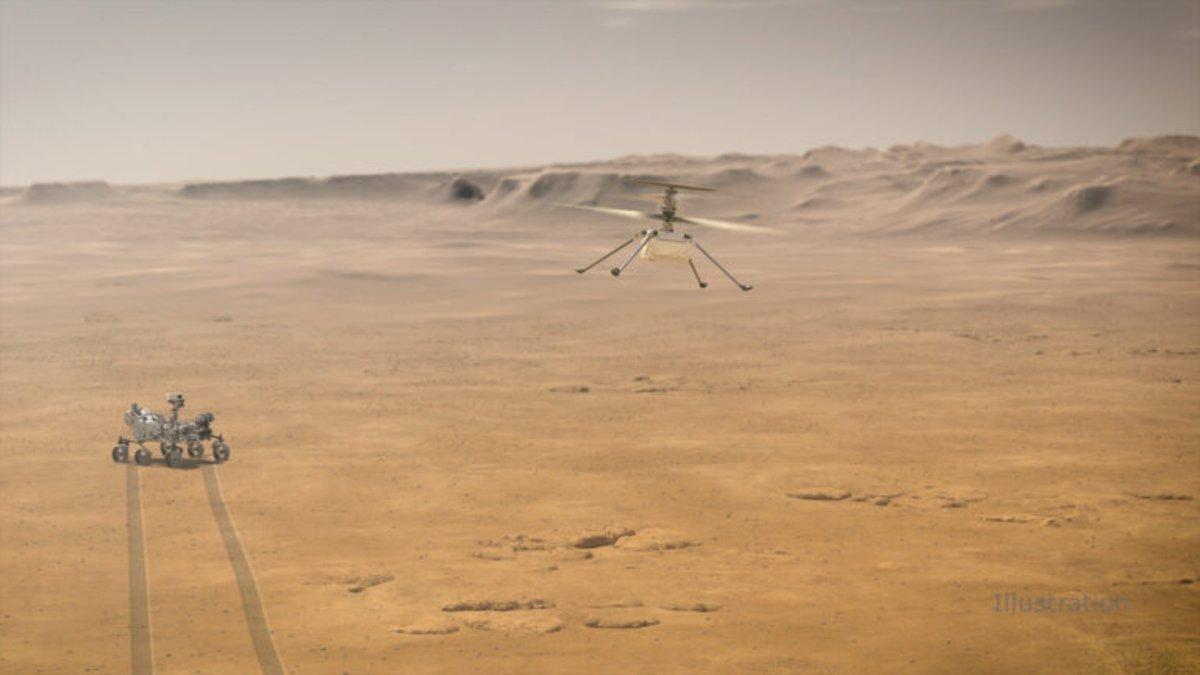 Volvemos a Marte para preparar el desembarco humano en 2033