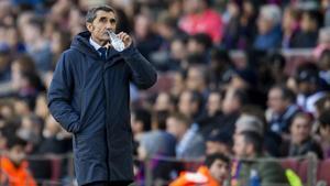 La (bona) mà de Valverde