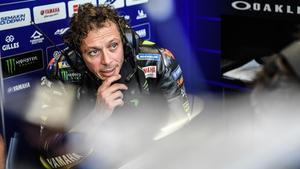 Rossi: «Sense Márquez, tots semblen haver tornat a la vida»