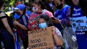 La pobresa creix a Argentina i afecta el 56% dels nens del país