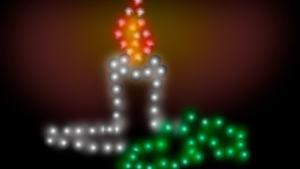 Navidad y LED