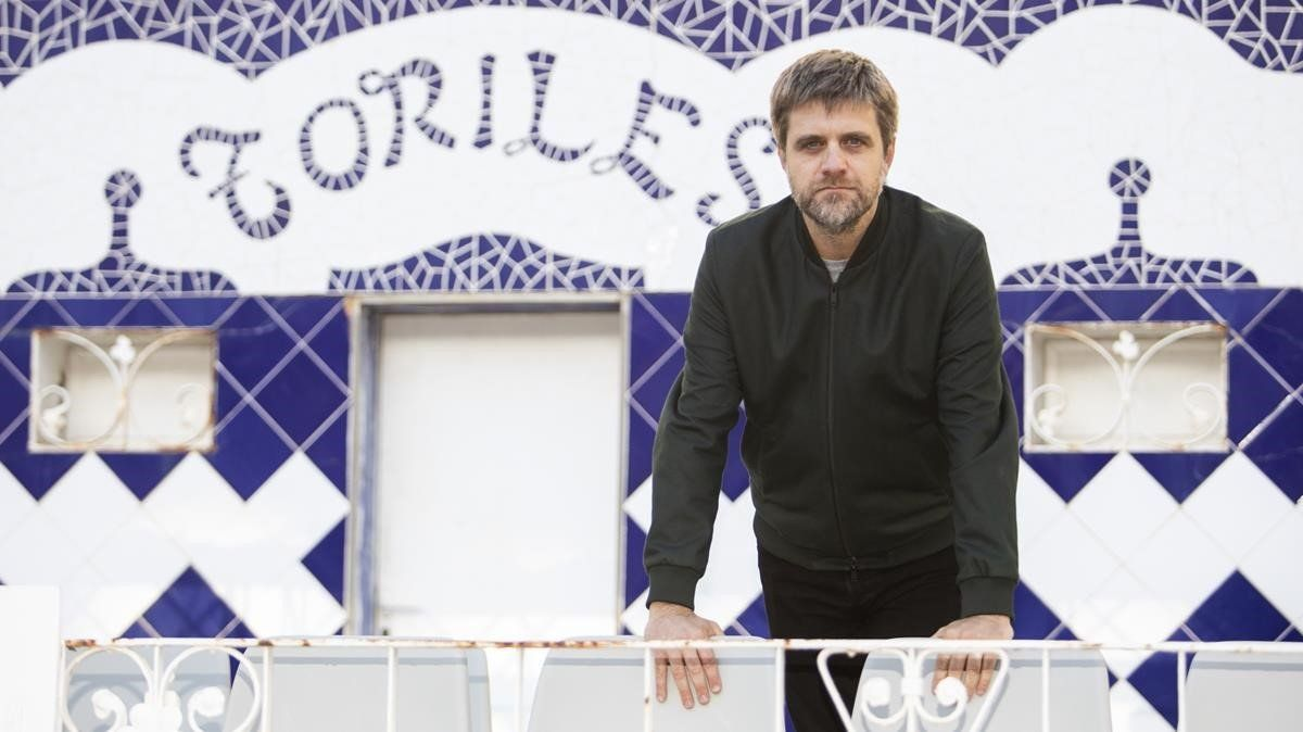 Borja Malet, responsable del ciclo de conciertos Monumental Club.