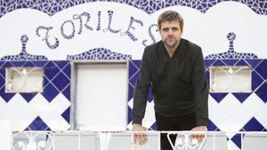 Borja Malet, responsable del ciclo de conciertos Monumental Club.