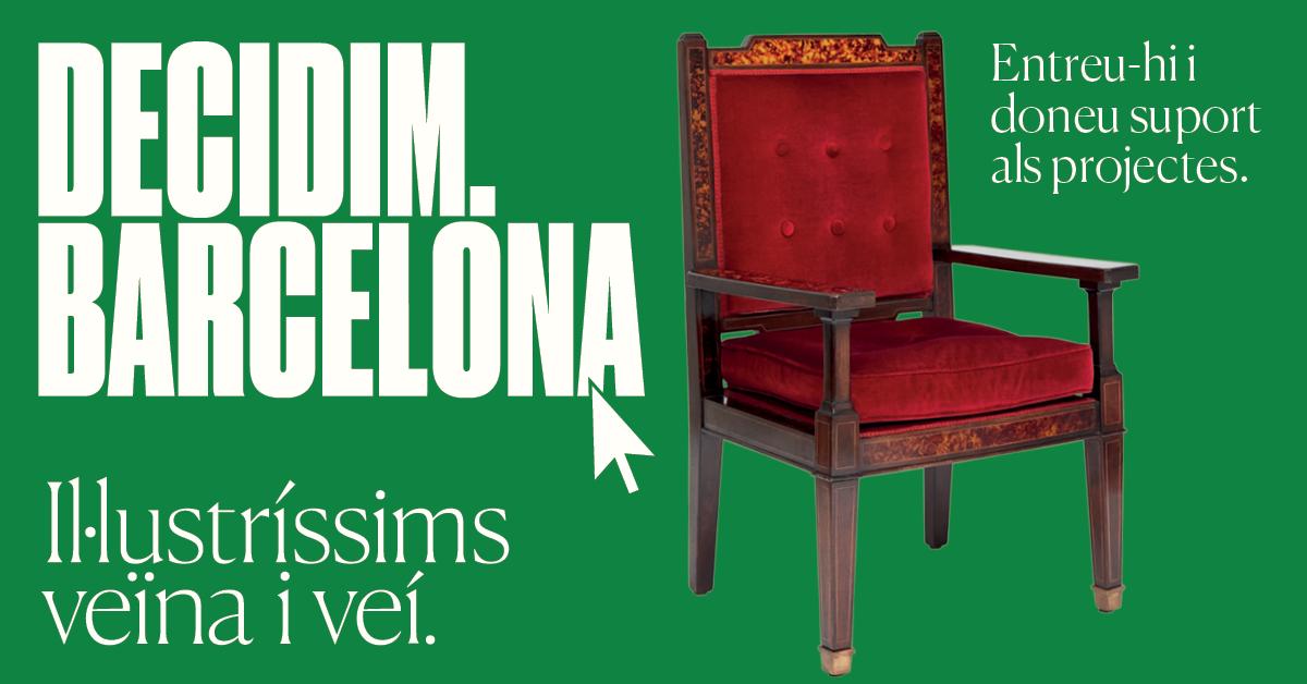 Plataforma Decidim Barcelona