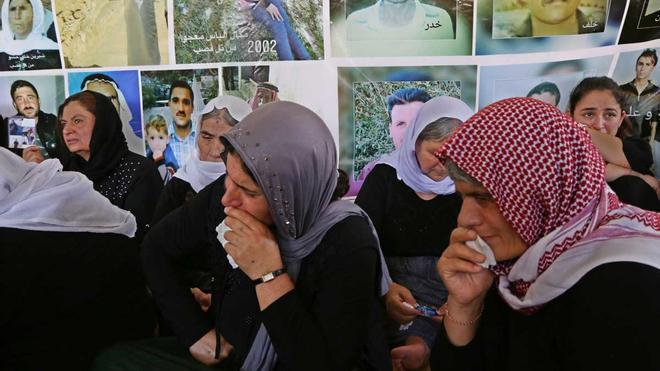 Diez años de cárcel para una alemana del EI que dejó morir de sed a una niña yazidí en Irak