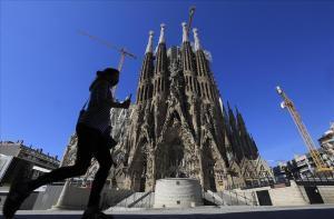 La Sagrada Família estarà tancada i sense il·luminació per Nadal