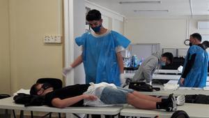 Més de 100 alumnes han iniciat cursos de Formació Ocupacional amb l'Ajuntament de Mollet