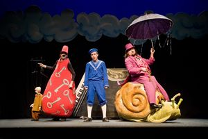 Teatre i òpera per a nens que també poden disfrutar els grans