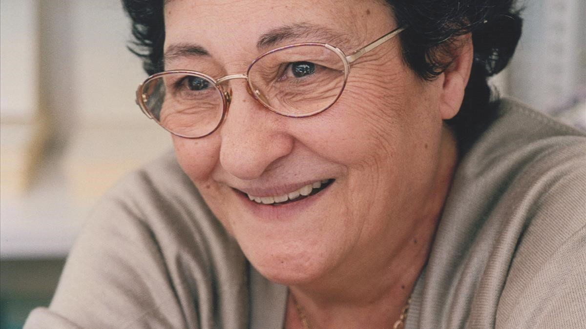 Francisca Aguirre, en una imagen de archivo.