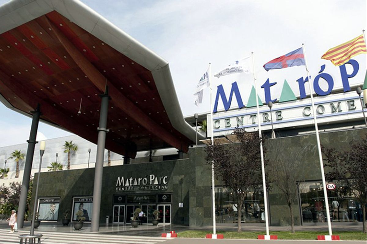 Complejo comercial Mataró Parc.