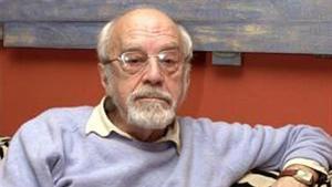 El escritor Antonio Ferres.