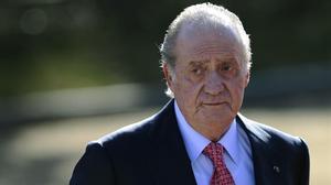 El rey Juan Carlos I, en marzo del 2011.