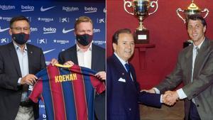 Barça, el viatge del motí al burofax