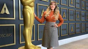 """Gisela resta importancia a la polémica del idioma en los Oscar: """"Le sacamos punta a todo"""""""