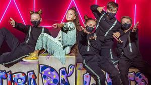 TVE muestra la puesta en escena de 'Palante', el tema de Soleá para Eurovisión Junior