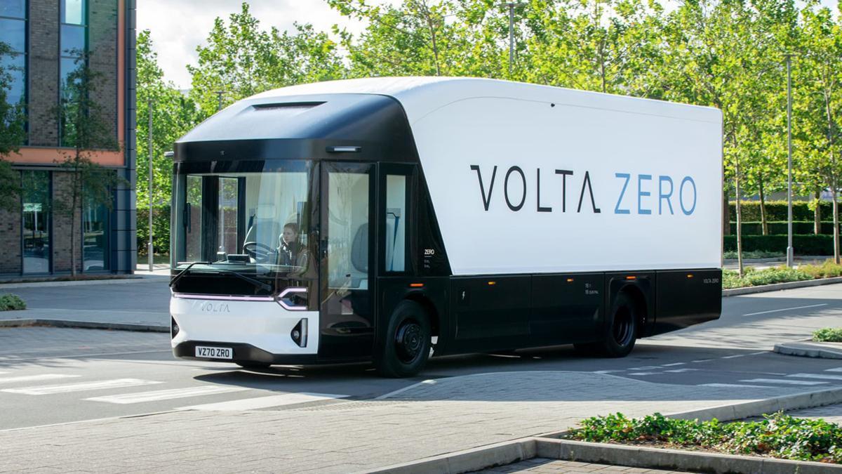 Camión Volta Zero.