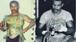 El puertorriqueño peleó durante su carrera contra figuras de la talla de Leon Spinks y Evander Holyfield.