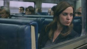Escena de 'La chica del tren'.