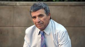 El presidente de la ACVOT, José Vargas, en una imagen de archivo.