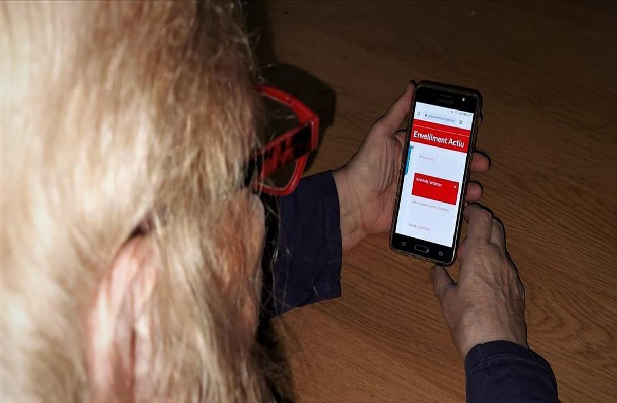 Santa Coloma promou l'envelliment actiu amb una nova programació virtual per al 2021