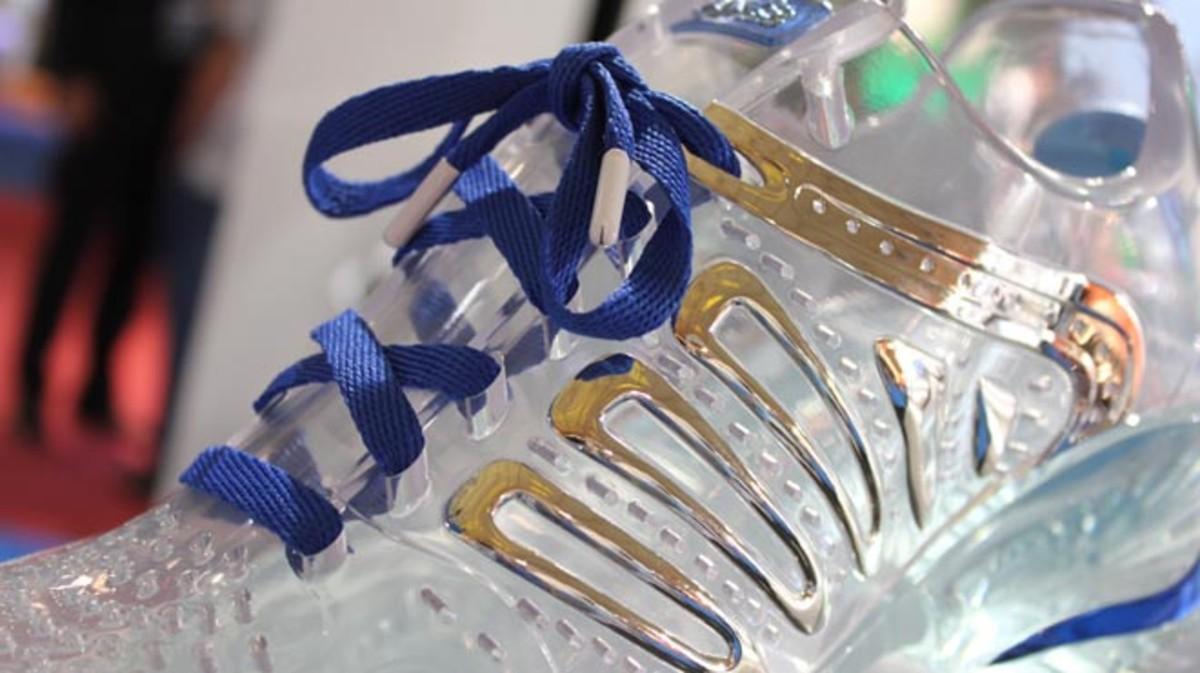 Zapatilla impresa en 3D