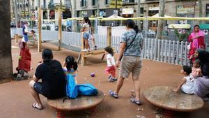 Barcelona, ciutat de parcs tristos