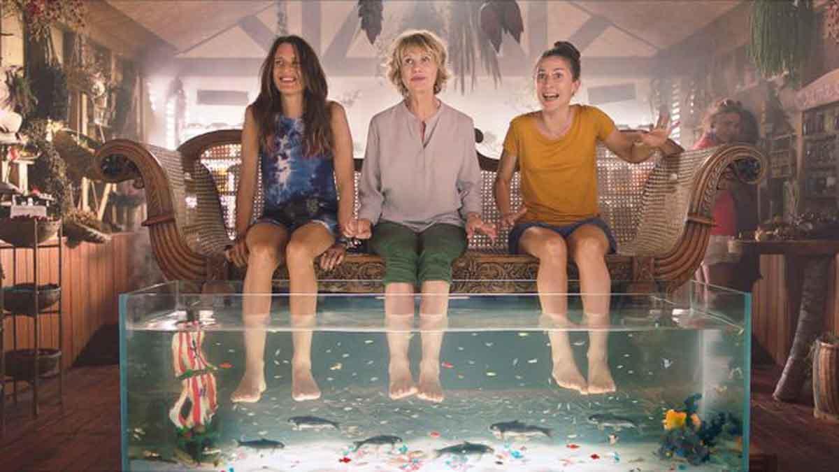 Tráiler de'Vacaciones con Mamá' (2018)