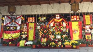 España lleva ya gastados 125.000 euros en la nueva tumba de Franco