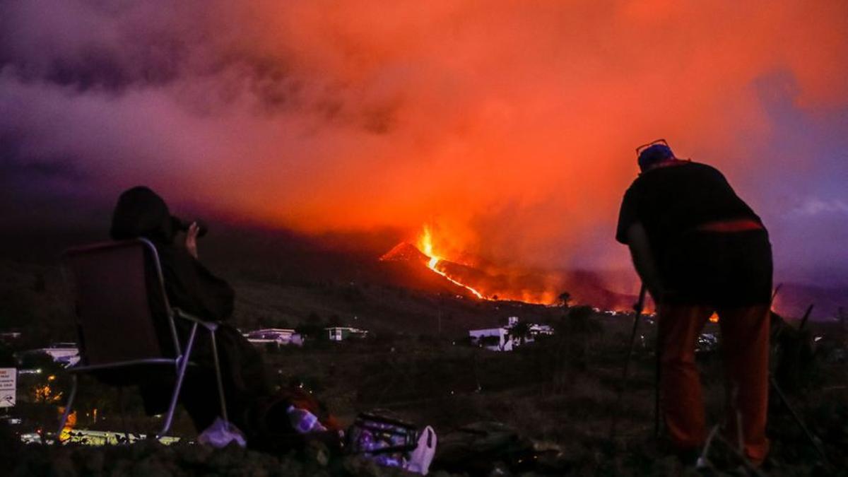 La lava cubre 258 hectáreas y destruye 686 edificaciones y 22,2 km de carretera en La Palma